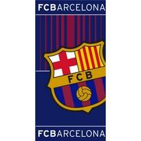 Osuška FC Barcelona 05, 70 x 140 cm