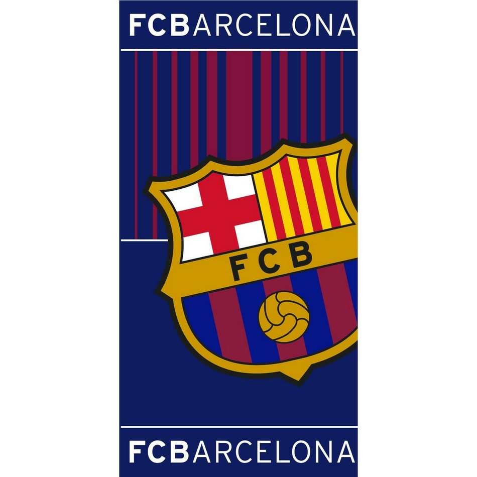 Jerry Fabrics Osuška FC Barcelona 05, 70 x 140 cm