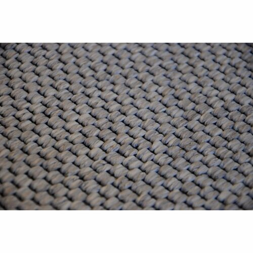 Kusový koberec Nature sivá, 60 x 110 cm