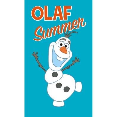 Osuška Ledové království Frozen Summer, 70 x 120 cm