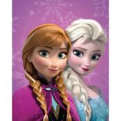 Dětská deka Ledové království Frozen, 120 x 150 cm