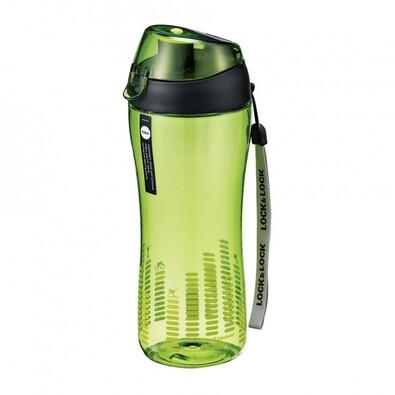 LOCKnLOCK Sportovní láhev na pití 550 ml, zelená