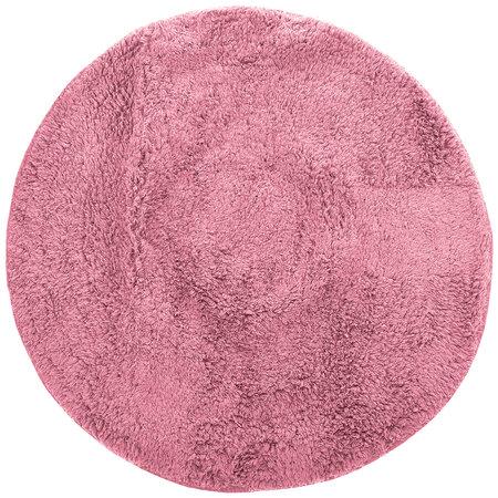 Koupelnová předložka Izabela růžová, 70 cm
