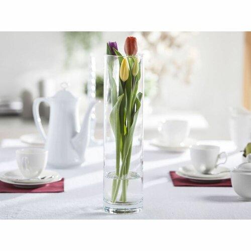 Altom Sklenená váza Silvia, 40 cm