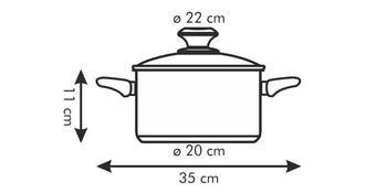 Tescoma PRESTO kastrol s poklicí 4 l