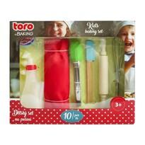 Set patiserie Toro pentru copii, 10 buc.