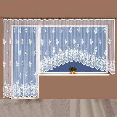 4Home záclona Anette, 350 x 175 cm + 200 x 250 cm