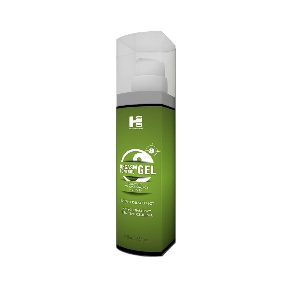 Orgasm control gel, 100 ml
