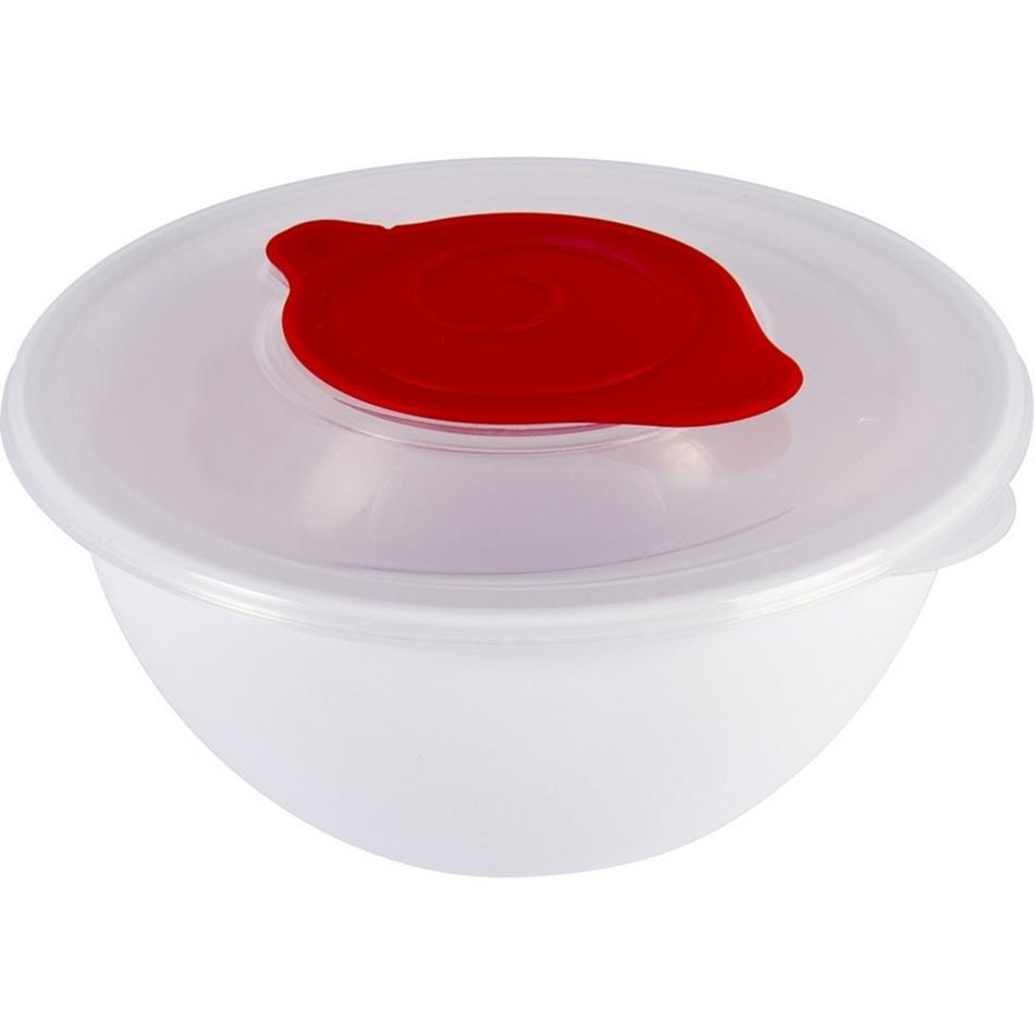 Miska na šľahanie s krytom 1,6 l