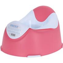 Oală de noapte Potty, roz