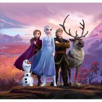 Pernă Frozen 2, 40 x 40 cm