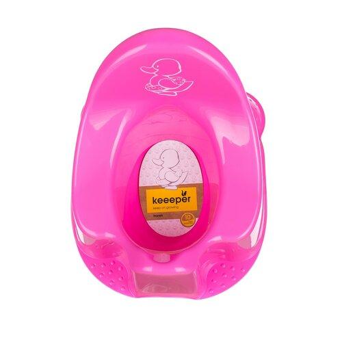 Keeper Dětský nočník Duck, růžová