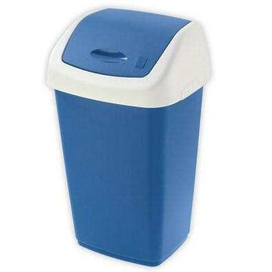 Koš na odpadky SWING AURORA modrá