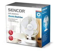 Ventilator de masă Sencor SFE 3020WH