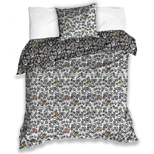 Saténové obliečky Chupa Chups, 140 x 200 cm, 70 x 90 cm
