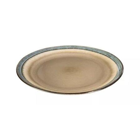 Tescoma Mělký talíř EMOTION 26 cm, hnědá