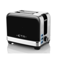 ETA 9166 90020 toster Storio, czarny