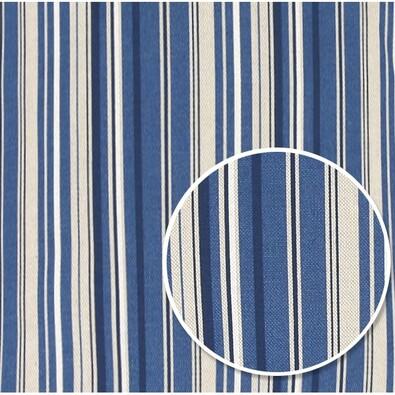 Ubrus Ivo Proužek modrá, 85 x 85 cm