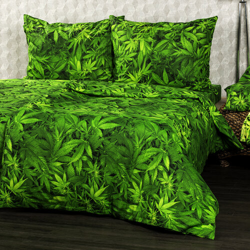 4Home Bavlnené obliečky Aromatica, 140 x 200 cm, 70 x 90 cm