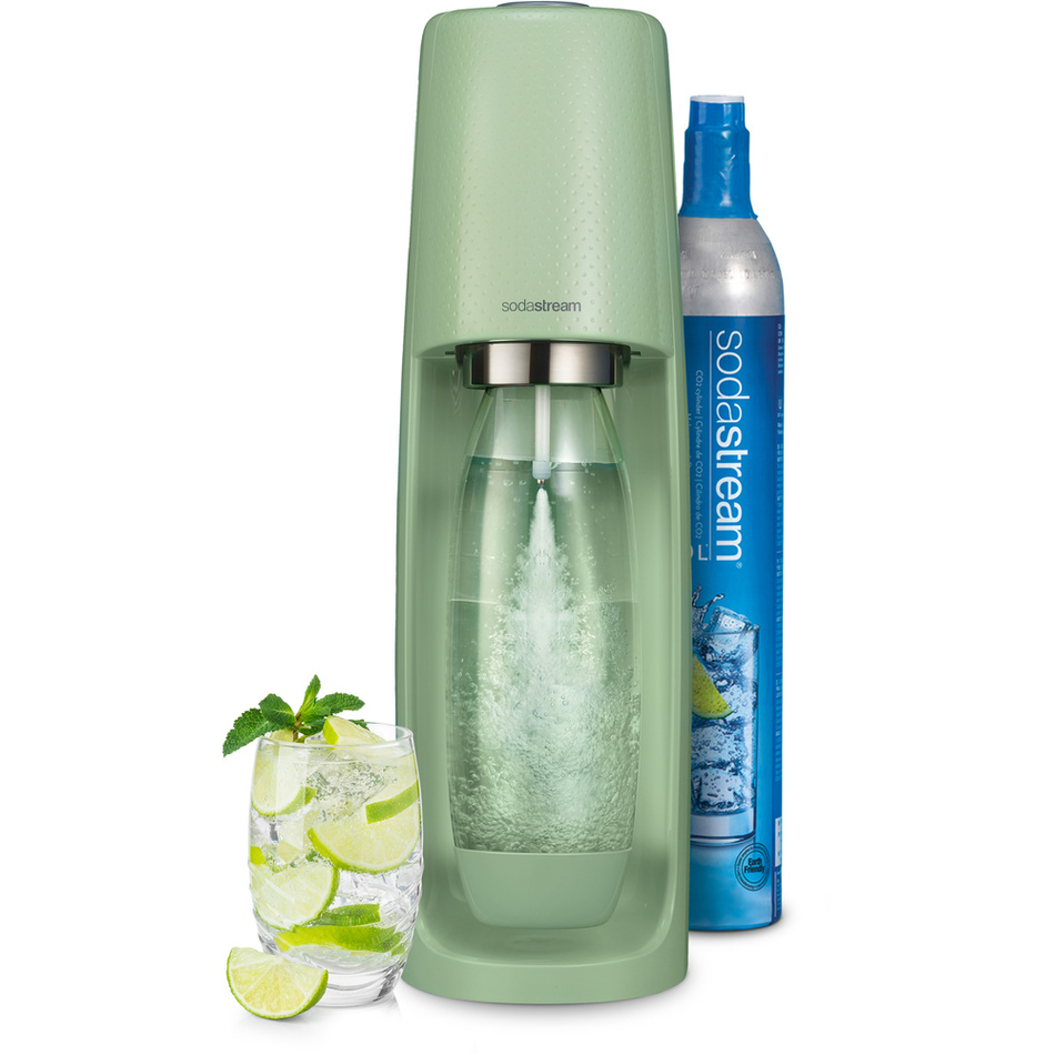SodaStream Spirit Mint Green