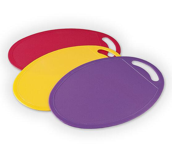 Produktové foto Sada barevných prkének, 3 kusy