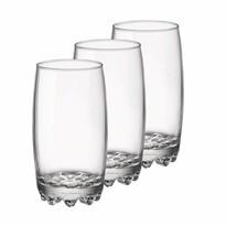 Bormioli Rocco 3dílná sada sklenic Galassia, 420 ml
