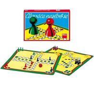 Hra Člověče nezlob se Dino Toys, žlutá