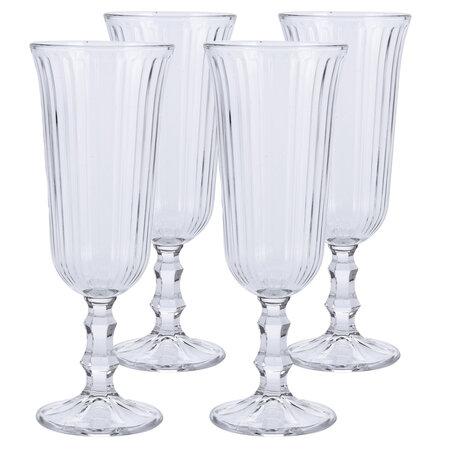 EH Excellent pezsgős pohár készlet 120 ml, 4db