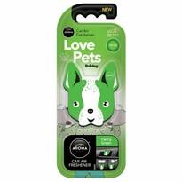 Osvěžovač Aroma Car Dog, fancy green