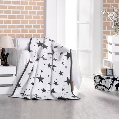 Matějovský Deka New Star Grey, 160 x 220 cm