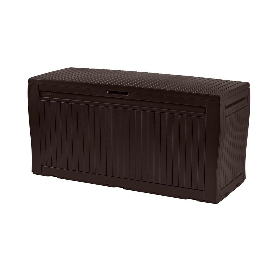 f919455e8 KETER Zahradní úložný box Comfy Box 270 l 17202623