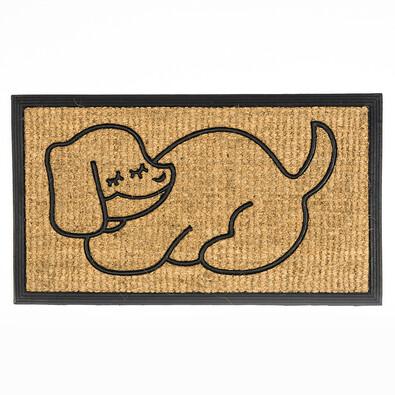 Rohožka Spící pes, 40 x 70 cm