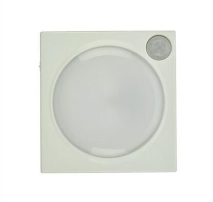 Solight LED světlo, pohybový a světelný senzor