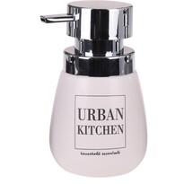 Dávkovač na tekuté mydlo Urban kitchen, biela