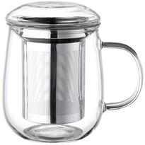 4Home Hrnek na čaj se sítkem Hot&Cool  330 ml