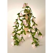 Bouganvillea művirág, világos rózsaszín, 50 cm