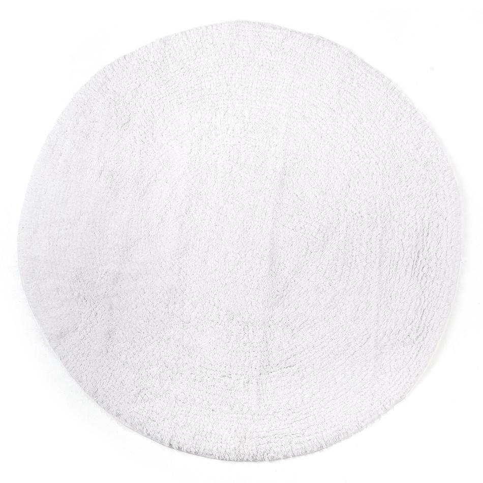 Koopman Koupelnová předložka Julius bílá, 70 cm