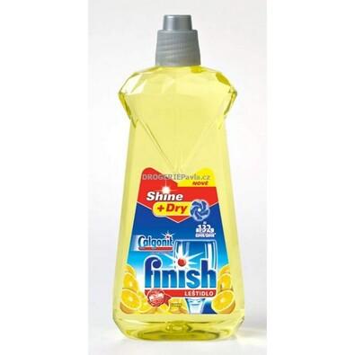 Finish Shine&Dry Lemon leštidlo 800 ml