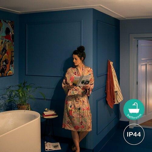 Philips Hue 34186/31/P6 nástenné LED zrkadlo  Adore 40 W, biela