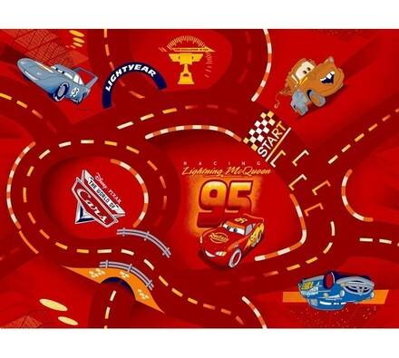 Dětský koberec Cars, 80 x 120 cm