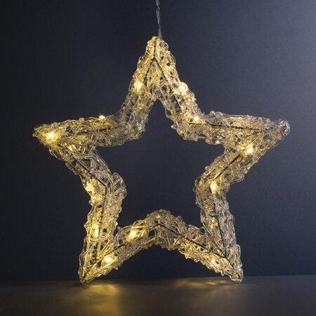 Vánoční hvězda Thane, 20 LED