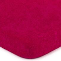 4Home frottír lepedő rózsaszínű