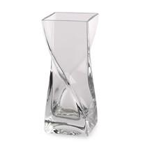 Altom Sklenená váza vinutá Silvia, 8 x 20 cm