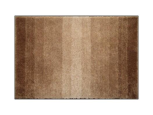 Koupelnová předložka Grund RIALTO hnědá, 60 x 90 cm