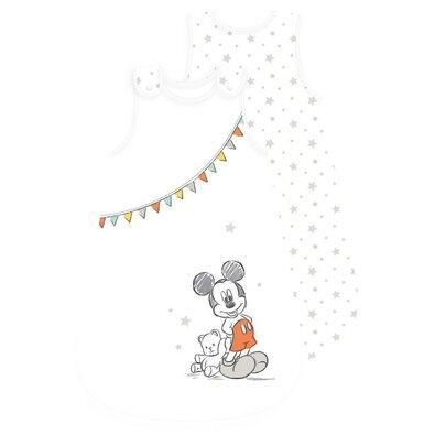 Dac de dormit Herding Mickey Mouse, pentru copii, 45 x 90 cm