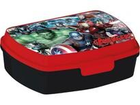 Svačinový box Avengers, 17,5 x 14,5 x 6,5 CM
