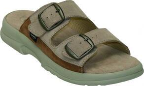 Santé Pánské zdravotní pantofle  vel. 42 hnedé