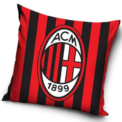 Perniţă AC Milano Stripes, 40 x 40 cm