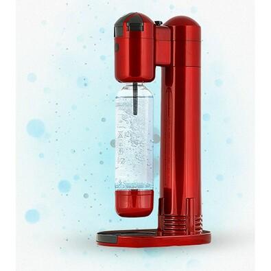 Výrobník sody LIMO BAR Smart W, červená