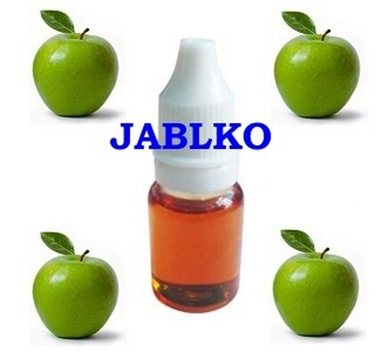 E-liquid Jablko Dekang, 30 ml, 18 mg nikotinu